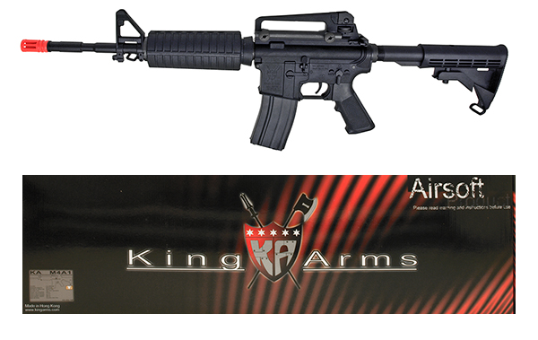 Airsoft king arms