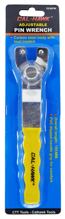 Adjustable Pin Wrench