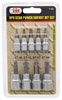 9-pc. Star Power Socket Bit Set