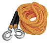 """1"""" x 20' Tow Rope with Hooks"""