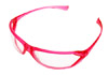 Metro Safety Glasses - Pink Frame