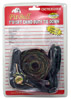 """15' x 1"""" Heavy Duty Camouflage Ratcheting Tie Down"""