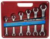 6-pc. Flare Nut Wrench Set - Metric