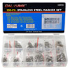 350-pc. Stainless Steel Washer Set