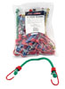 "20-pc. 12"" Color Bungee Tie Down"