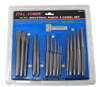 16-pc. Industrial Punch and Chisel Set