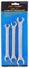 3-pc. Flare Nut Wrench Set - Metric
