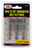 """3-pc. 5/16"""" Magnetic Nut Setters"""