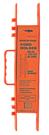 150' Extension Cord Holder