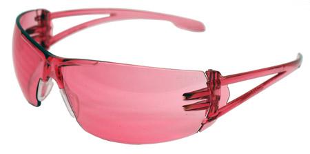 Varsity Safety Glasses - Pink