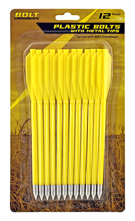 12-pc. Arrows for 50 Lb. Crossbow