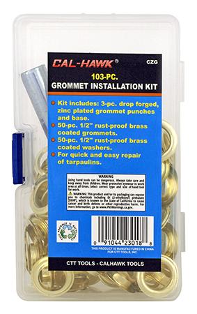 103-pc. Grommet Installation Kit - Cal-Hawk