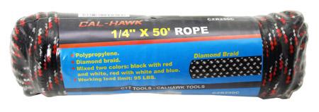 "1/4"" x 50' Rope"