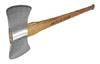 3-1/2 Lb. Wooden Handle Double Blade Axe