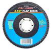 """4-1/2"""" Flap Disc - 80 Grit"""