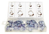 40-pc. Hose Clamp Set