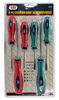 6-pc. Cushion Grip Screwdrivers