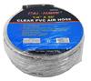 """1/4"""" x 50' Clear PVC Air Hose"""