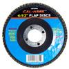 """4-1/2"""" Flap Disc - 40 Grit"""