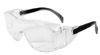 Over-the-Glasses Safety Glasses - Clear