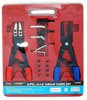 "2-pc. 10-1/2"" Circlip Pliers Set"