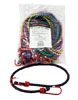 """20-pc. 30"""" Color Bungee Tie Down"""