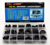 125-pc. Rubber Grommet Assortment