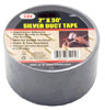 """2"""" x 30' Silver Duct Tape"""