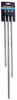 "3-pc. 3/8"" Drive Long Extension Bar Set"