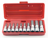 "10-pc. 3/8"" & 1/2"" Drive SAE Hex Bit Socket Set"