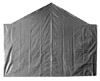 End Tarp for 10' Opening
