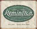 Remington Tin Sign