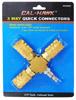 3 Way Quick Connector
