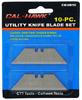 10-pc. Utility Knife Blades