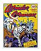 Wonder Woman Issue #1 Metal Tin Sign - Vintage Summer 1942 DC Comics Wonder Woman's First Appearance
